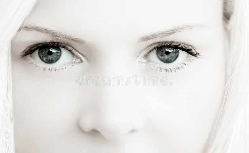 Beautiful Eyes royalty free stock photography