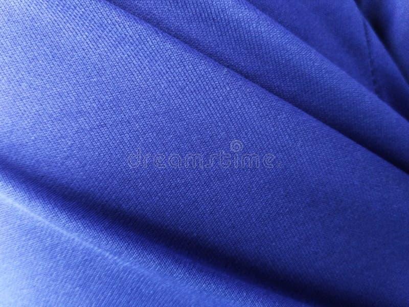 Folded fabric royalty free stock photos