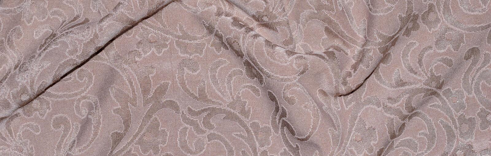 Beautiful fabric texture or background royalty free stock image
