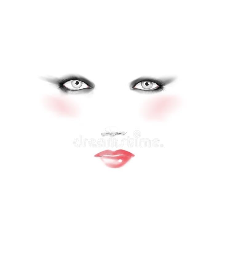 Free Beautiful Face Stock Photos - 10355013