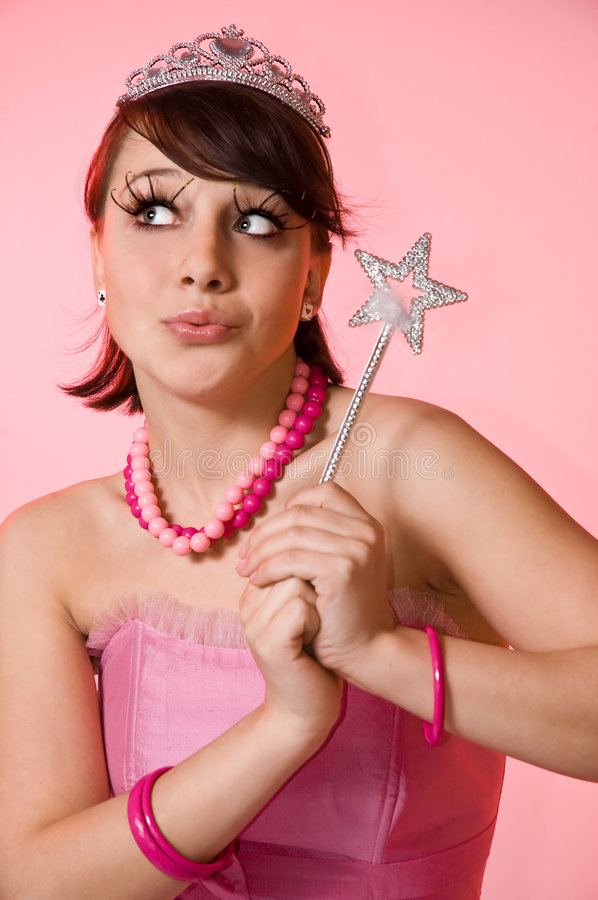 Download The beautiful fairy stock image. Image of face, girls - 8576919