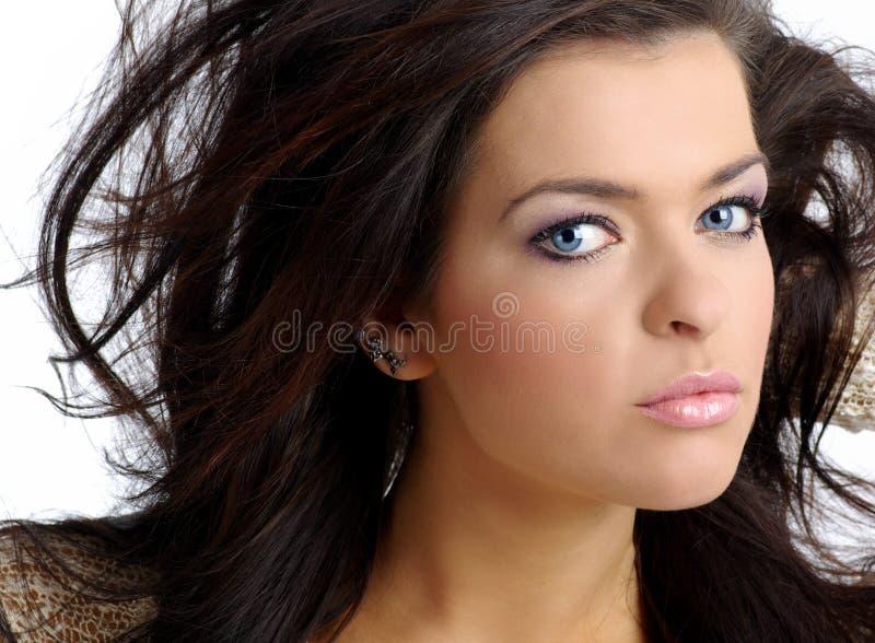 Download Beautiful fashion girl stock image. Image of gorgeous - 7618863