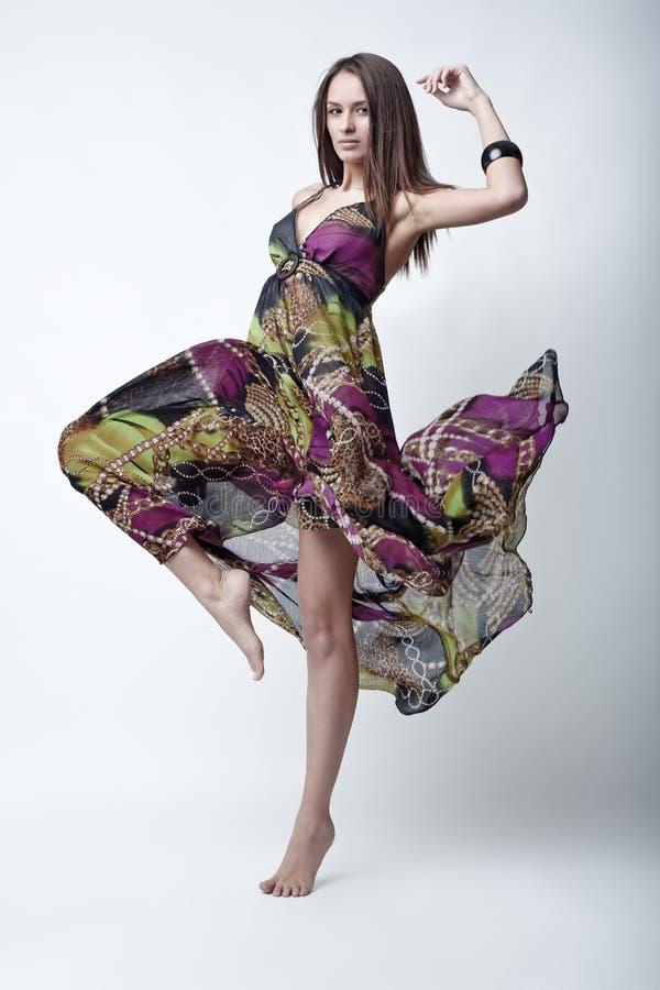 Download Beautiful Fashion Model stock photo. Image of body, hair - 13411934