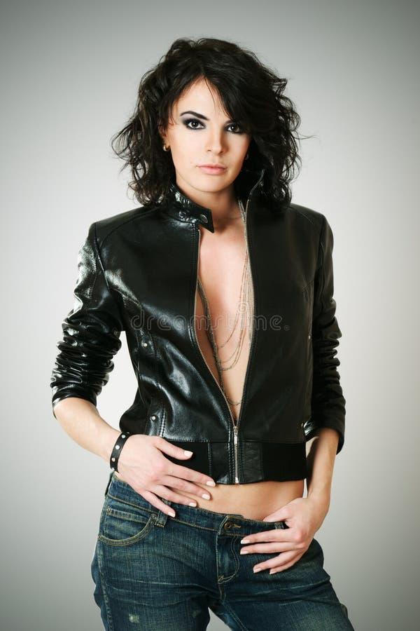 Download Beautiful Fashion Model Stock Photo - Image: 14494580