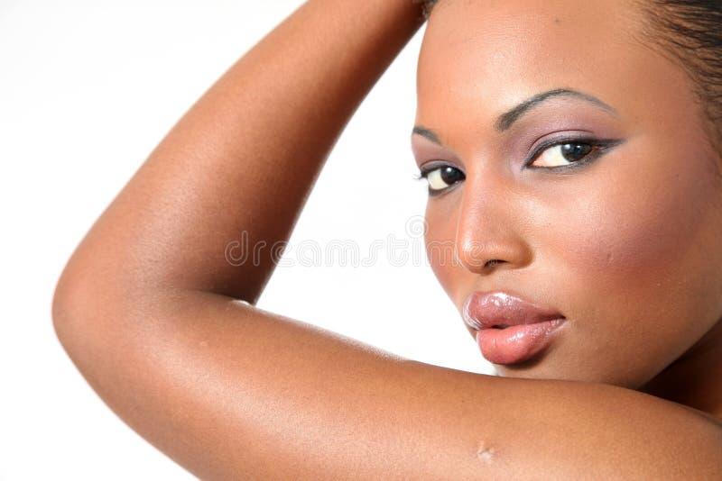 Beautiful Fashion Model - Young Woman royalty free stock photography