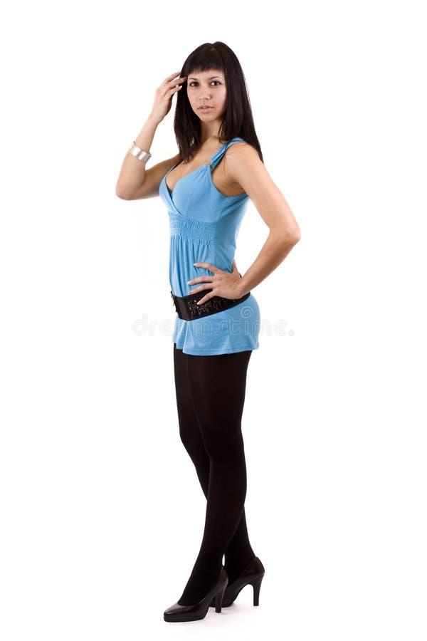 Download Beautiful Fashion Woman Stock Photo - Image: 17091880