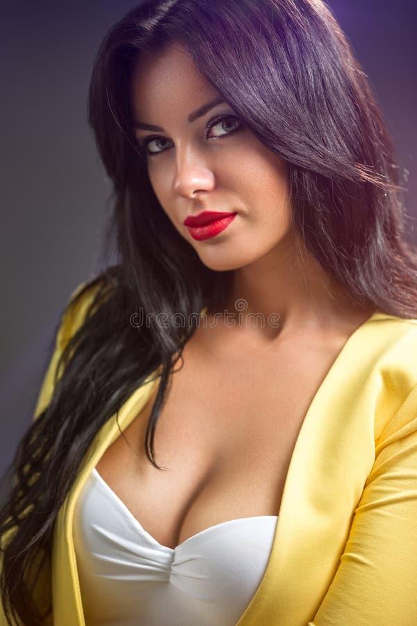 beautiful female model στοκ εικόνες