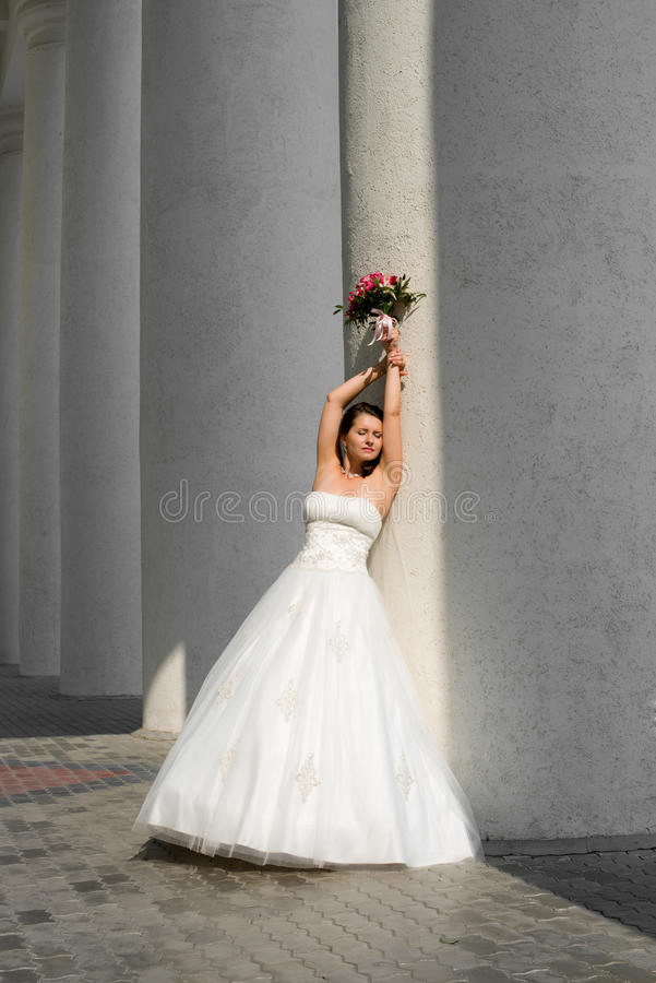 Download Beautiful fiancee stock photo. Image of female, happy - 25905602