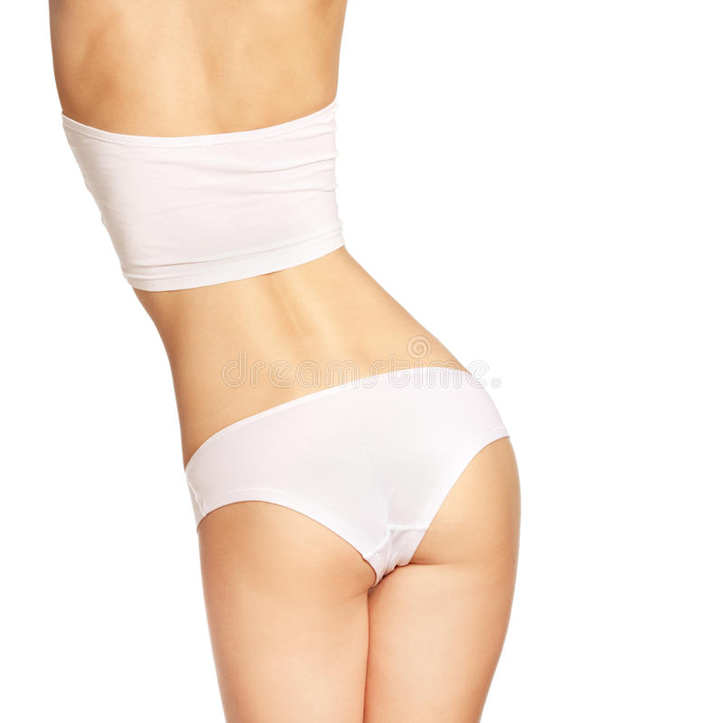 Download Beautiful Fit, Female Body Isolated Stock Photo - Image: 25753480
