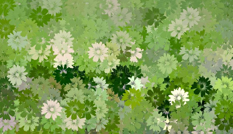Download Beautiful Floral Background Stock Illustration - Image: 12011130