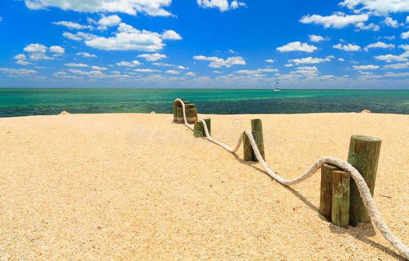 Beautiful Florida Keys royalty free stock photography