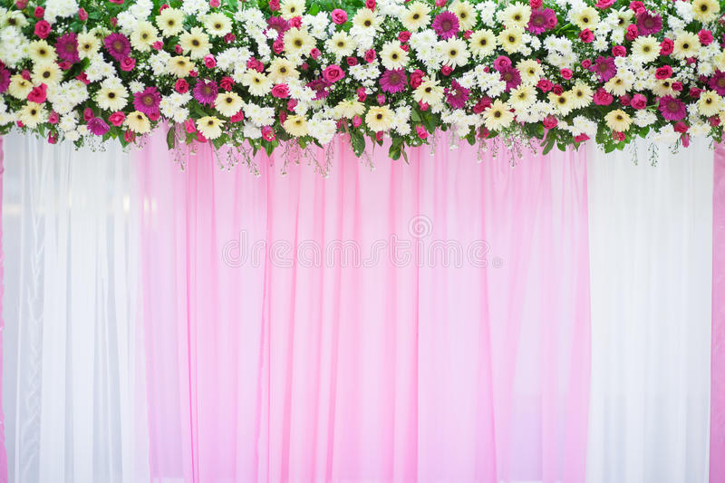Beautiful flower wedding decoration stock photo image of light download beautiful flower wedding decoration stock photo image of light blossom 36474260 junglespirit Image collections