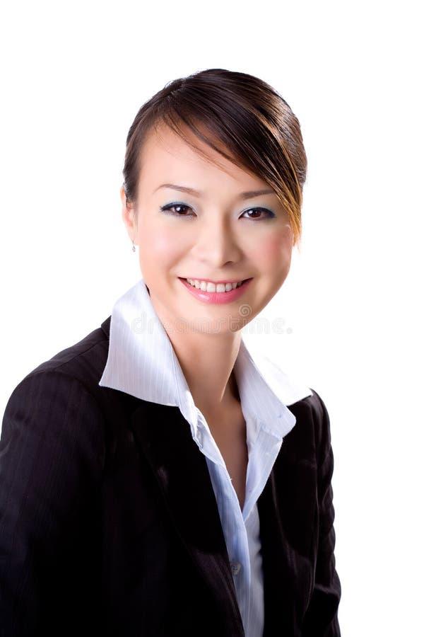 Beautiful Friendly Smile Stock Photos
