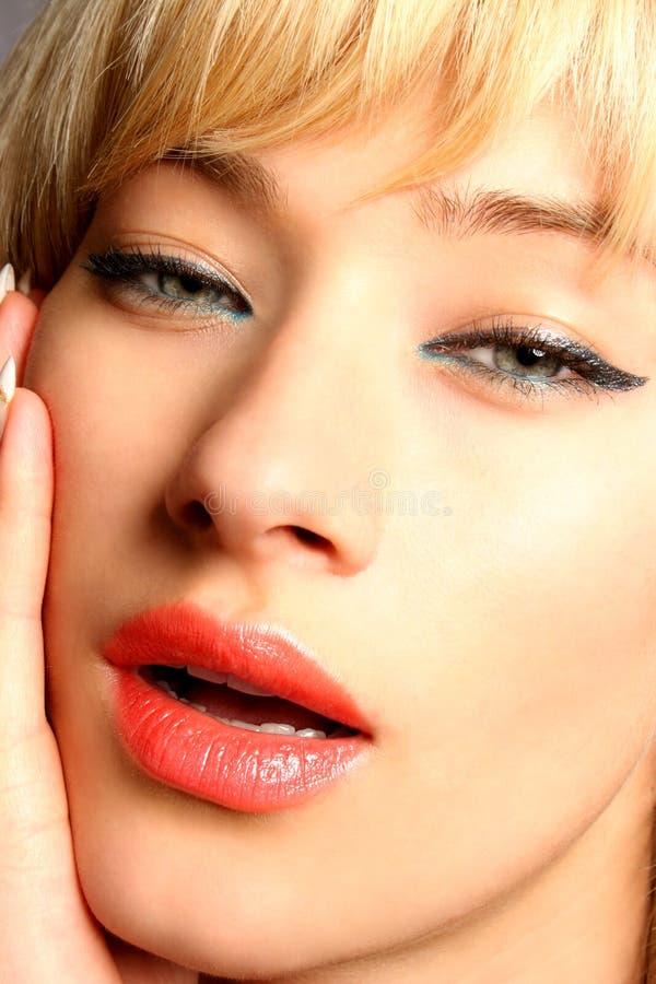 Beautiful girl 04 royalty free stock image
