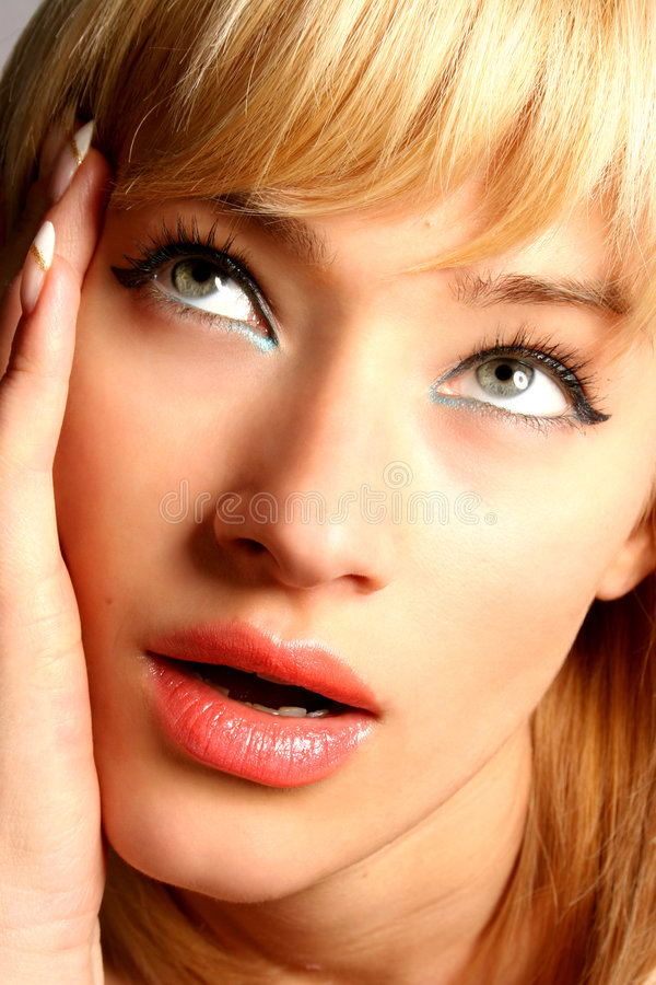 Beautiful Girl 05 Royalty Free Stock Images