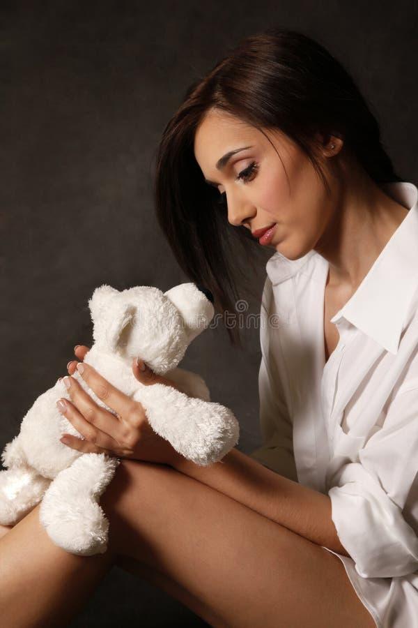 Download Beautiful girl stock photo. Image of girl, woman, casual - 13119698