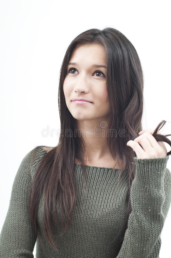 Download Beautiful girl stock image. Image of beautiful, lady - 16695547