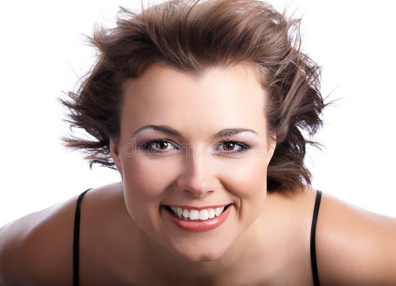 Download Beautiful girl stock photo. Image of smile, caucasian - 16712794