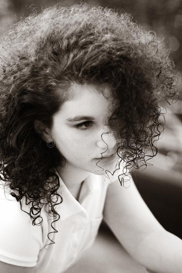Beautiful Girl Free Stock Image