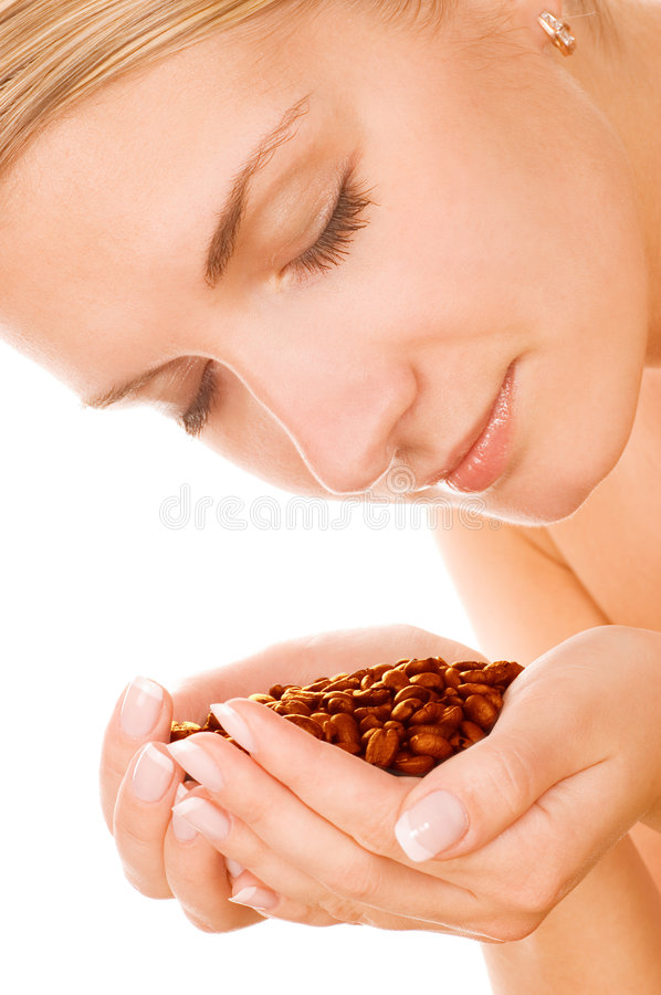 Download Beautiful girl stock photo. Image of addiction, closed - 2301380