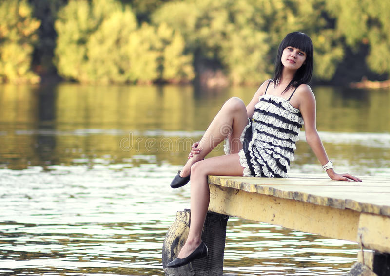 Download Beautiful girl stock image. Image of complexion, hair - 23527107