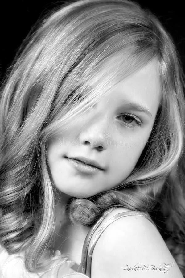 Download Beautiful Girl stock image. Image of white, beauty, teen - 24146237