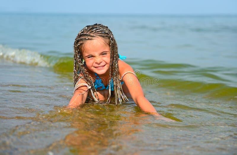 Download Beautiful Girl stock photo. Image of marine, coastal - 27401378