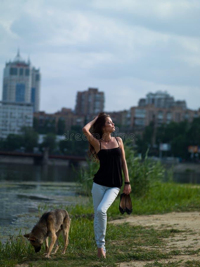 Download Beautiful girl stock image. Image of head, human, brown - 28960949