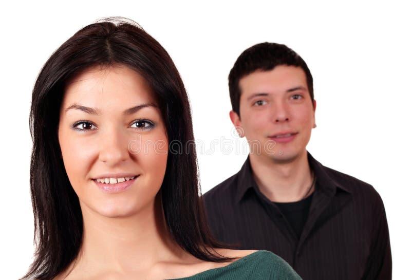 Download Beautiful Girl And Boy Couple Stock Image - Image: 23850947