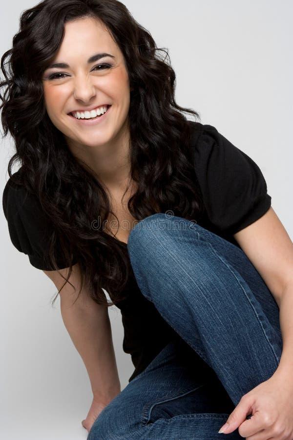 Free Beautiful Girl Laughing Stock Photography - 8512332