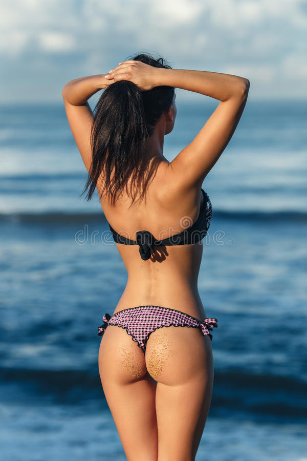 sexy beach ass pics