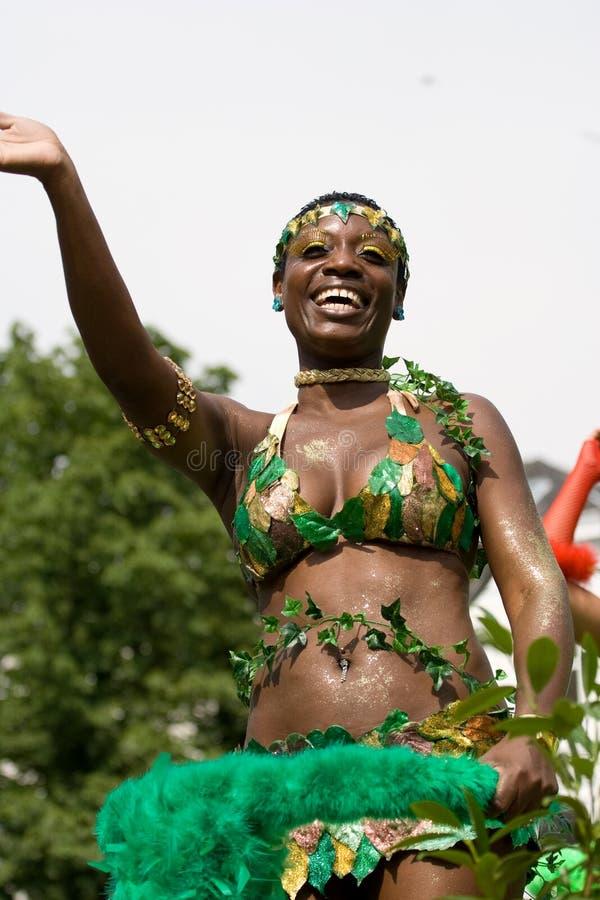 Free Beautiful Girl Summer Carnava Royalty Free Stock Photo - 5877415