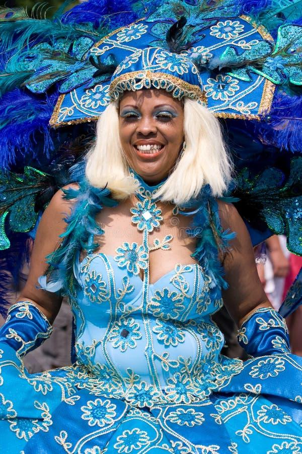 Free Beautiful Girl Summer Carnaval Stock Image - 5877391