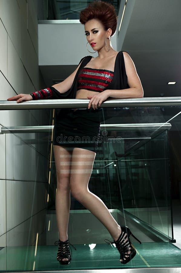 Download Beautiful Glamour Girl Posing Stock Photo - Image: 22710668