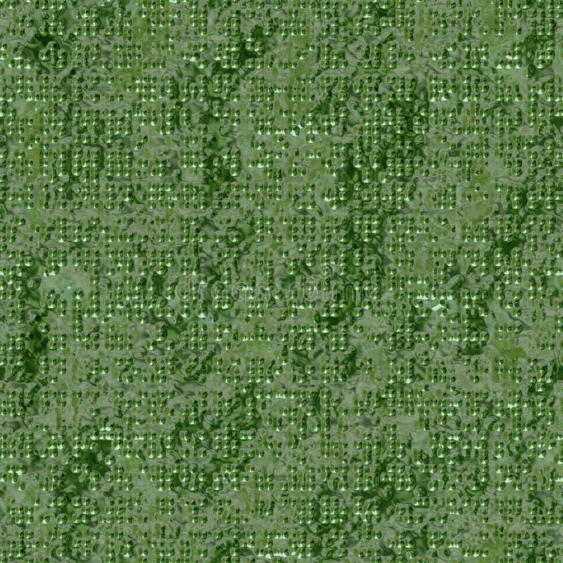 Beautiful Glass Tiles Seamless Texture Stock Illustration