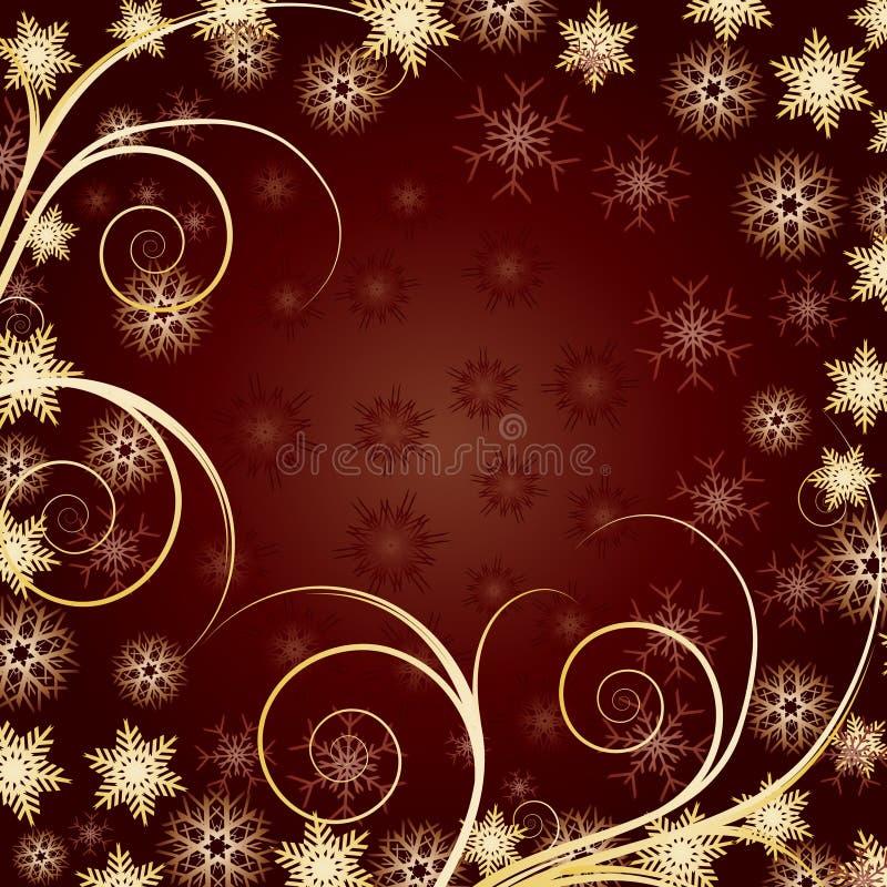 Free Beautiful Gold Christmas Background Stock Photo - 12087910