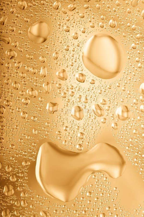 Free Beautiful Gold Drops Stock Photo - 7883490