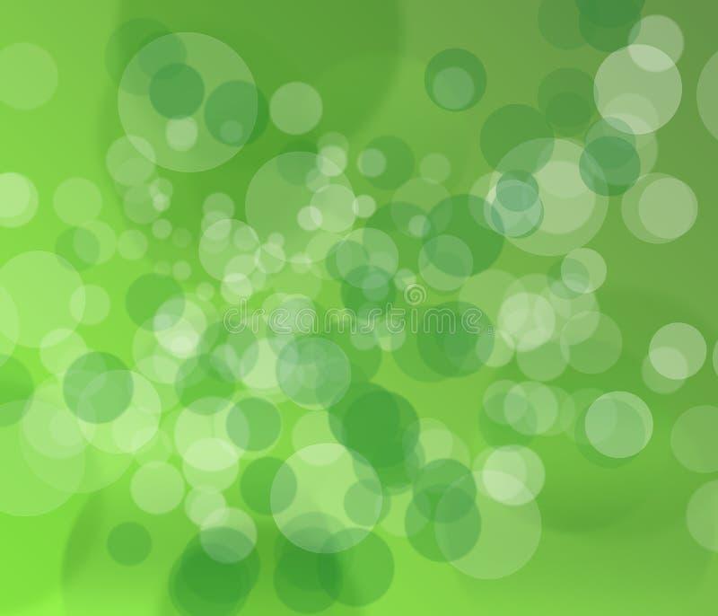 Beautiful Green Blur Background Stock Image
