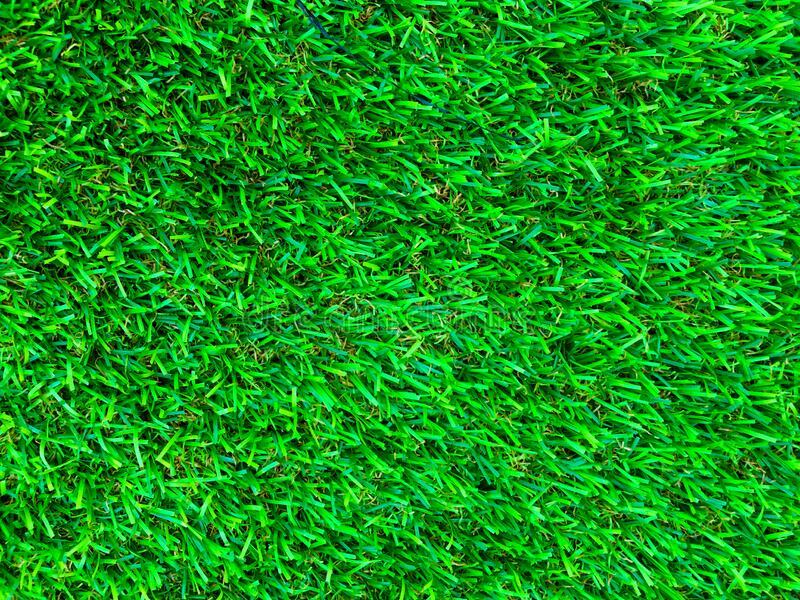 Beautiful green grass pattern from golf course for background. Copy space for work and design, Top view royalty free stock photos