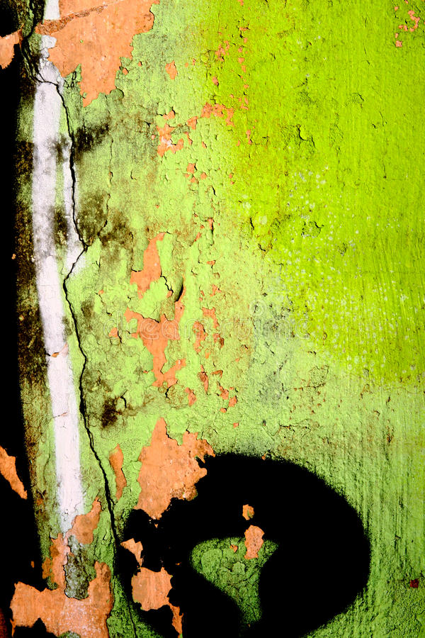 Beautiful green grunge background royalty free stock images
