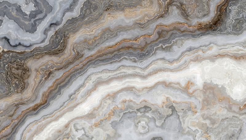Download Grey Curly Marble Stock Illustration Of Bathroom