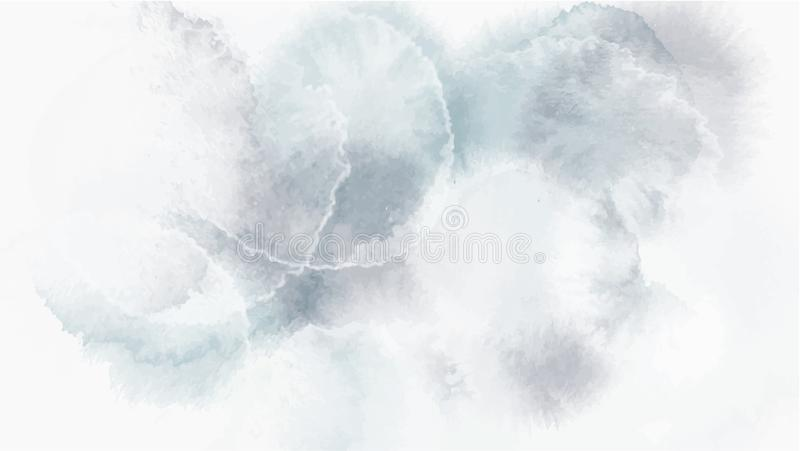 Beautiful grey tone color abstract background vector illustration