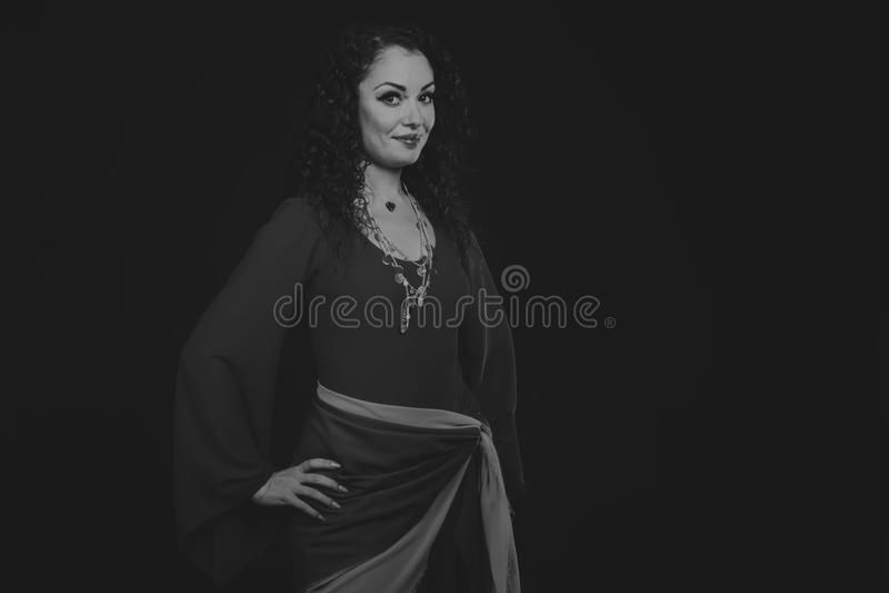 Beautiful Gypsy Woman Stock Photos - Download 7,282