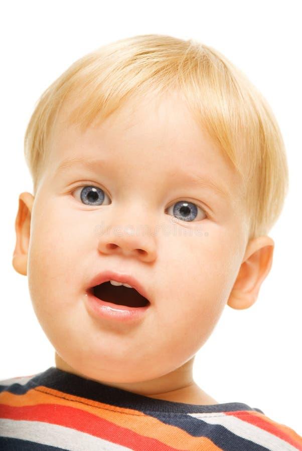 Beautiful happy child royalty free stock photo