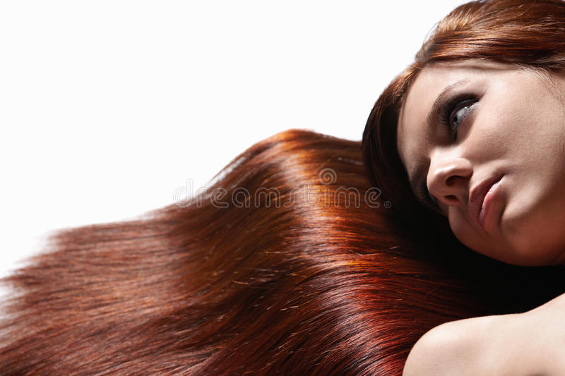 Download Beautiful Healthy Hair Royalty Free Stock Image - Image: 16965036