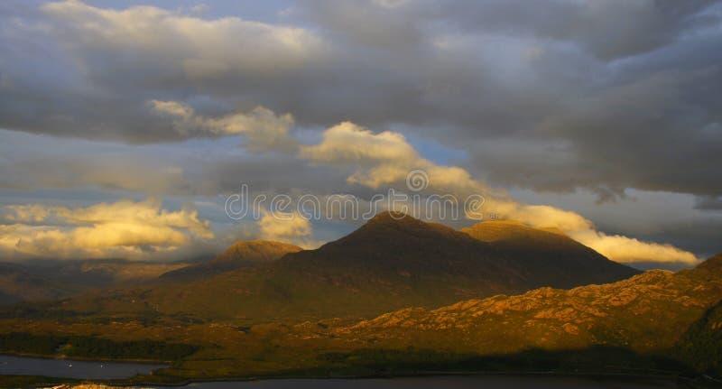 beautiful highlands στοκ εικόνες