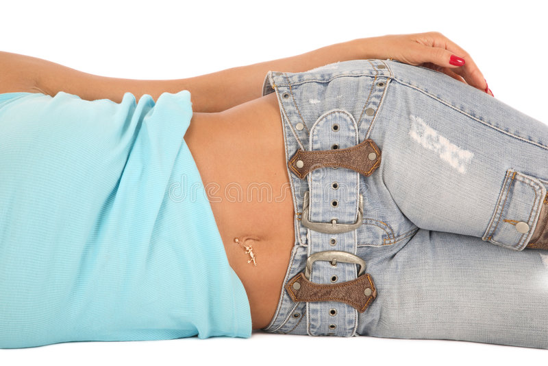 Beautiful hips stock photos