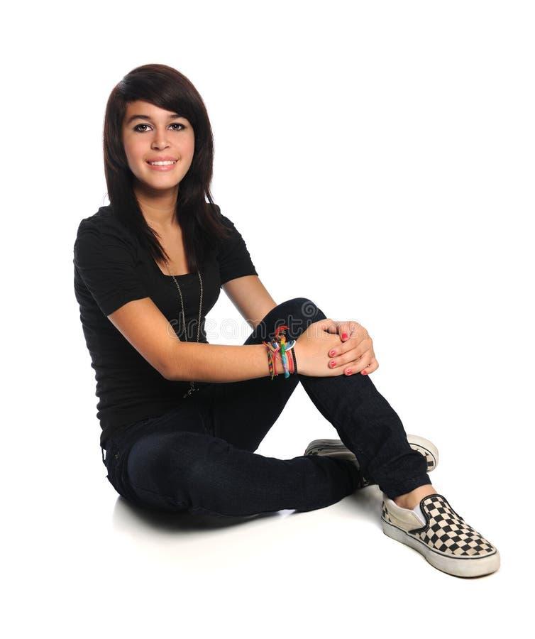 Download Beautiful Hispanic Teen stock photo. Image of face, girl - 15595704