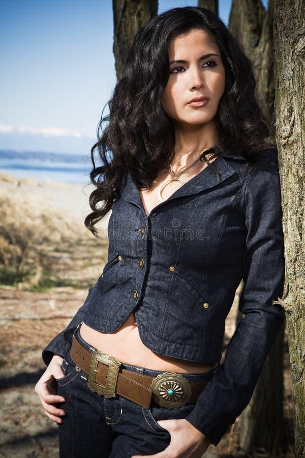 Free Beautiful Hispanic Woman Stock Photo - 10578090