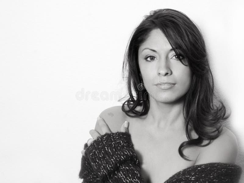 Beautiful Hispanic Woman stock photos